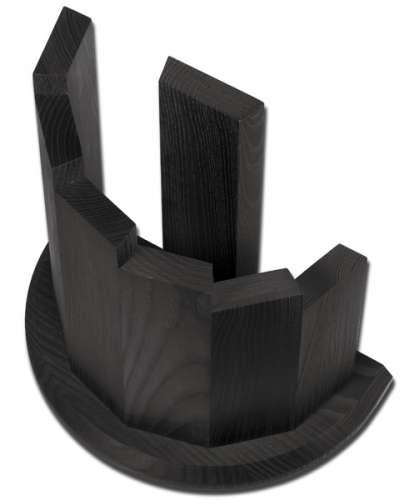 Böker Messerblock leer magnetisch, Eschenholz