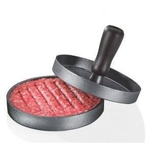 Küchenprofi Hamburgerpresse 2-tlg.