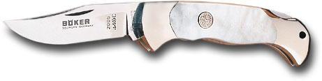 BÖKER Taschenmesser Scout Perlmutt