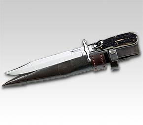 Jagdmesser verlängerbar Hirschhorn