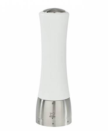 Peugeot Mühle MADRAS weiß 21 cm