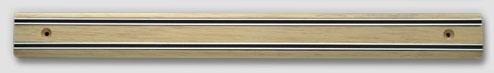 Magnetleiste Kautschukholz 45 cm