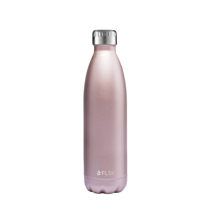 Isolierflasche ROSÉ GOLD