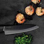 SHIN 2er Messerset schwarz