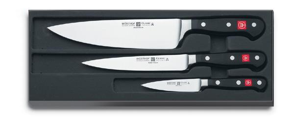 Messer Set CLASSIC 3-tlg.