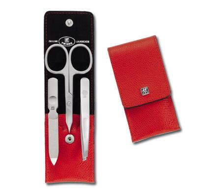 Zwilling Taschen Maniküre Set Dauphine Leder