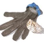 Austern – Stechschutzhandschuh